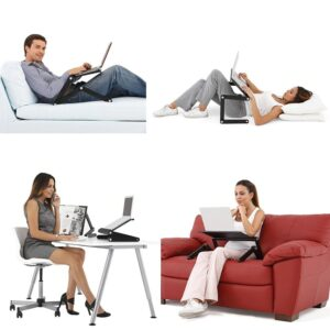 Laptop Stand - Different Uses