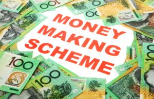 Get Rich Quick Money Making Scheme