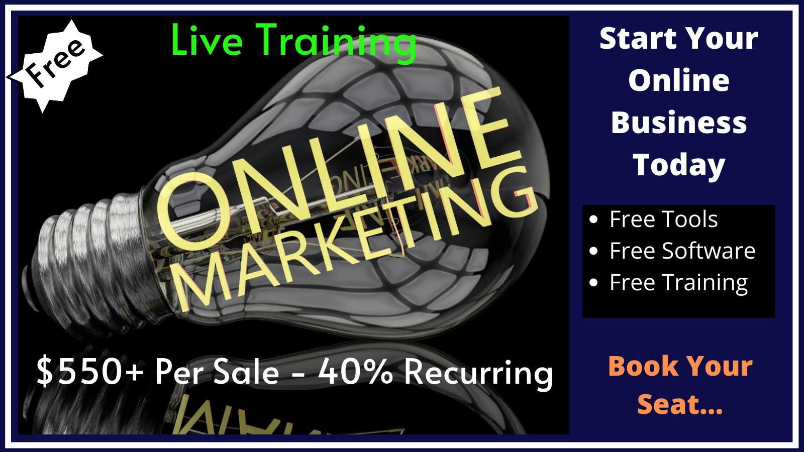 twitter online marketing ad