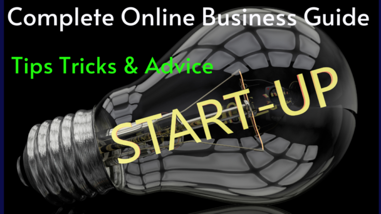 banner for online business guide